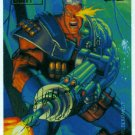 Marvel Masterpieces 1994 #17 Gold Foil Signature Card