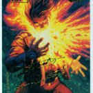 Marvel Masterpieces 1994 #23 Gold Foil Signature Card