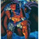 Marvel Masterpieces 1994 #24 Gold Foil Signature Card
