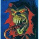 Marvel Masterpieces 1994 #30 Gold Foil Signature Card