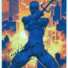 Marvel Masterpieces 1994 #34 Gold Foil Signature Card