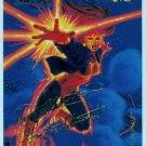 Marvel Masterpieces 1994 #38 Gold Foil Signature Card