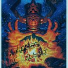 Marvel Masterpieces 1994 #40 Gold Foil Signature Card