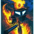 Marvel Masterpieces 1994 #42 Gold Foil Signature Card