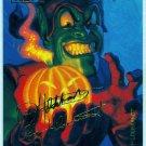 Marvel Masterpieces 1994 #44 Gold Foil Signature Card