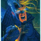Marvel Masterpieces 1994 #48 Gold Foil Signature Card