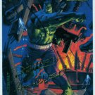 Marvel Masterpieces 1994 #50 Gold Foil Signature Card