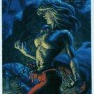 Marvel Masterpieces 1994 #53 Gold Foil Signature Card
