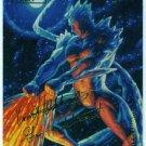 Marvel Masterpieces 1994 #54 Gold Foil Signature Card