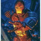 Marvel Masterpieces 1994 #56 Gold Foil Signature Card