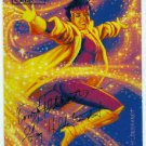 Marvel Masterpieces 1994 #58 Gold Foil Signature Card