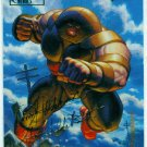 Marvel Masterpieces 1994 #59 Gold Foil Signature Card
