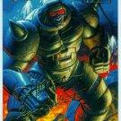 Marvel Masterpieces 1994 #60 Gold Foil Signature Card