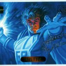 Marvel Masterpieces 1994 #61 Gold Foil Signature Card