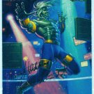 Marvel Masterpieces 1994 #75 Gold Foil Signature Card