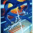 Marvel Masterpieces 1994 #76 Gold Foil Signature Card