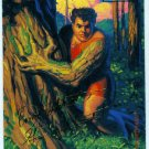Marvel Masterpieces 1994 #78 Gold Foil Signature Card