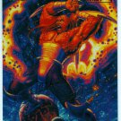 Marvel Masterpieces 1994 #80 Gold Foil Signature Card