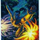 Marvel Masterpieces 1994 #81 Gold Foil Signature Card