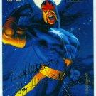 Marvel Masterpieces 1994 #86 Gold Foil Signature Card
