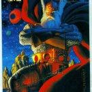 Marvel Masterpieces 1994 #87 Gold Foil Signature Card