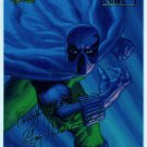 Marvel Masterpieces 1994 #91 Gold Foil Signature Card