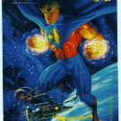 Marvel Masterpieces 1994 #96 Gold Foil Signature Card