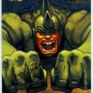 Marvel Masterpieces 1994 #100 Gold Foil Signature Card