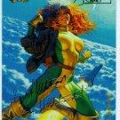 Marvel Masterpieces 1994 #101 Gold Foil Signature Card
