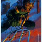 Marvel Masterpieces 1994 #104 Gold Foil Signature Card