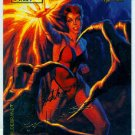 Marvel Masterpieces 1994 #105 Gold Foil Signature Card