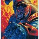 Marvel Masterpieces 1994 #109 Gold Foil Signature Card