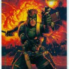 Marvel Masterpieces 1994 #114 Gold Foil Signature Card