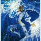 Marvel Masterpieces 1994 #118 Gold Foil Signature Card