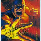Marvel Masterpieces 1994 #120 Gold Foil Signature Card
