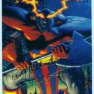 Marvel Masterpieces 1994 #121 Gold Foil Signature Card