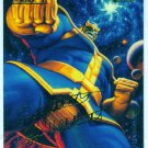 Marvel Masterpieces 1994 #122 Gold Foil Signature Card