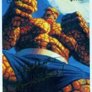 Marvel Masterpieces 1994 #123 Gold Foil Signature Card