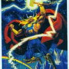 Marvel Masterpieces 1994 #124 Gold Foil Signature Card