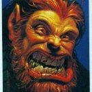 Marvel Masterpieces 1994 #128 Gold Foil Signature Card