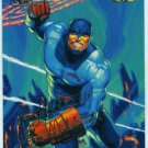 Marvel Masterpieces 1994 #129 Gold Foil Signature Card