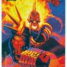 Marvel Masterpieces 1994 #130 Gold Foil Signature Card