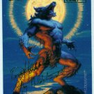 Marvel Masterpieces 1994 #135 Gold Foil Signature Card