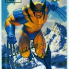 Marvel Masterpieces 1994 #137 Gold Foil Signature Card