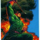 Marvel Masterpieces 1994 #138 Gold Foil Signature Card