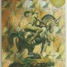 Boris with Julie Unicorns #3 Chase Trading Card
