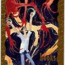 DC Vertigo #4 Wide Vision Foil Card Books Of Magic