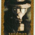 DC Vertigo #6 Wide Vision Foil Card Sandman Mystery Theatre