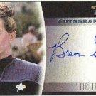 Star Trek Insurrection #A14 Breon Gorman Autograph Card