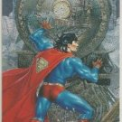 Superman Man of Steel #S1 Spectra Etch Collector Card